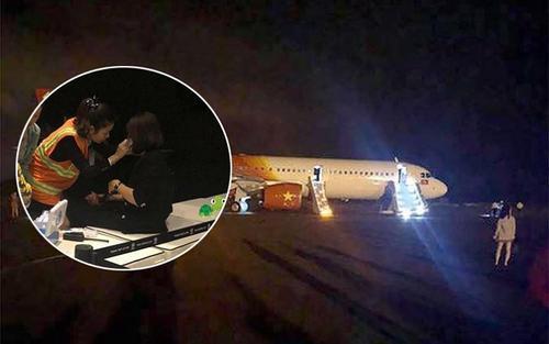Vụ máy bay Vietjet gặp sự cố nghiêm trọng khi hạ cánh: Không phải do nguyên nhân kĩ thuật
