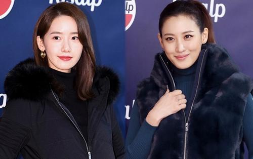 Khán giả Hàn khen nức nở nhan sắc Claudia Kim của 'Fantastic Beasts 2' và Yoona (SNSD) tại sự kiện