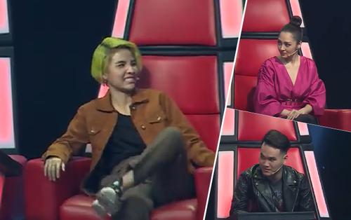 Vũ Cát Tường bị ban tổ chức The Voice Kids 'mắng' vì hành động 'bộc phát' trên ghế nóng