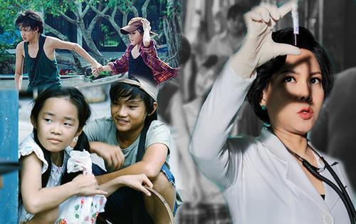 Tình phụ tử trong phim 'Mặt trời, con ở đâu?' của Việt Hương và Huỳnh Đông lấy cạn nước mắt của khán giả