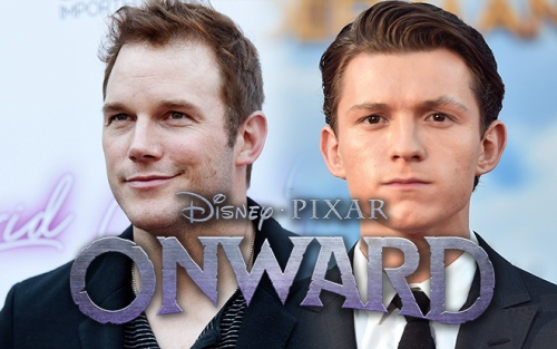 'Onward': Chris Pratt và Tom Holland trở thành anh em yêu tinh trong phim mới của Pixar