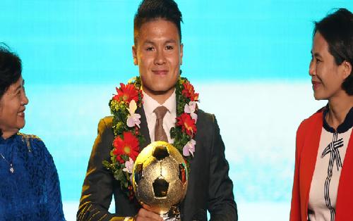 Quang Hải, Anh Đức chia sẻ đầy giản dị sau Gala Quả bóng vàng 2018