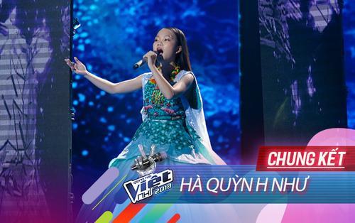 Chung kết: Hà Quỳnh Như hóa 'người kể chuyện' về cuộc hành trình mênh mang 'Trên đỉnh Phù Vân'