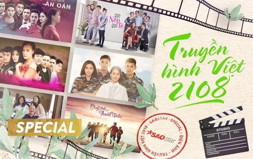 Phim truyền hình Việt 2018: Một năm khởi sắc và thành công