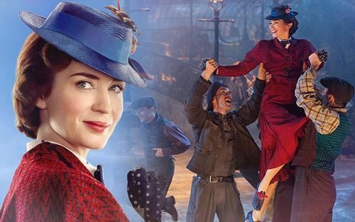'Mary Poppins Returns': Cuộc sống này vô lý hay kỳ diệu, đều do ta chọn