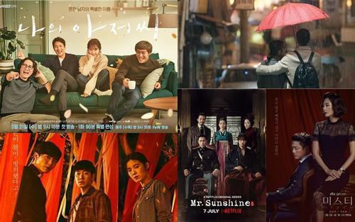 Bất ngờ với BXH phim truyền hình Hàn Quốc có sức ảnh hưởng lớn nhất đến cư dân mạng trong năm 2018