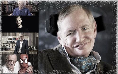 Những nhân vật nổi tiếng đã vĩnh biệt thế giới trong năm 2018