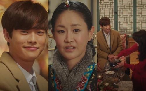 Thái hậu Shin Eun Kyung tắm bằng sữa người, hám trai trẻ và bí ẩn hòn đảo trong 'Hoàng hậu cuối cùng'