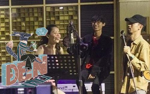 Xôn Xao Hình Ảnh: Chi Pu Hợp Tác Cùng Rapper Đen Vâu - Lynk Lee Cho Single  ...