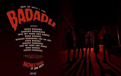 Thật hay đùa: Bài mới sắp phát hành của MONSTAR có lyrics… không biết hát theo thế nào?