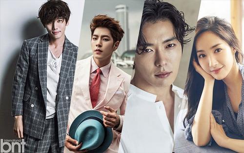 'Thư kí Kim' Park Min Young cặp kè Kim Jae Wook - Hong Jong Hyun hợp diễn cùng Ki Tae Young