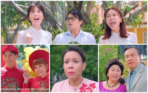 Sở hữu các danh hài nổi tiếng cùng dàn khách mời 'khủng', phim 'Vu quy đại náo' của Ngọc Trinh sẽ thắng lớn?