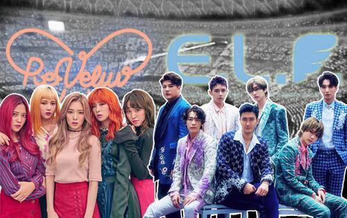 Sự thật đằng sau sự việc ReVeluv tố cáo fan Super Junior âm mưu tạo 'biển đen' hãm hại Red Velvet