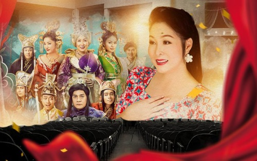 NSND Hồng Vân: Từ sân khấu kịch đến màn bạc, lửa nghề chưa bao giờ vụt tắt