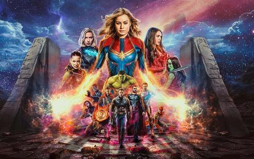 Khán giả thử nghiệm 'Avengers: Endgame' chăm chú đến mức… nhịn đi vệ sinh trong suốt giờ chiếu