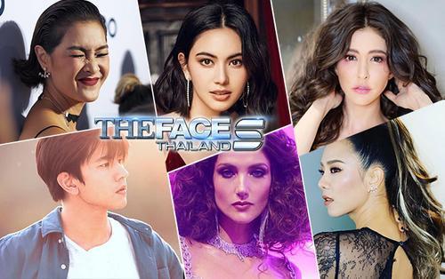 Tiếp tục 6 mentor hay 'phá game' lập 4 đội: Đâu là chiêu trò mới của The Face Thái mùa 5?