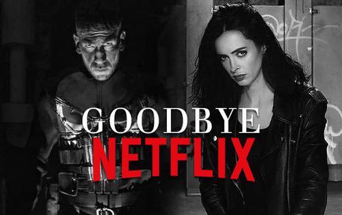 Netflix chính thức khai tử 'The Punisher' và 'Jessica Jones', chấm dứt vũ trụ truyền hình Marvel trên kênh này