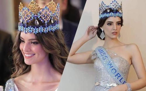 Sau gần 3 tháng đăng quang, Miss World 2018 Vanessa Ponce đẹp lộng lẫy bất chấp ống kính máy ảnh