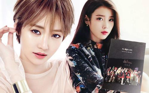 IU tặng tập sách ảnh cho team của mình - 'Cô nàng xinh đẹp' Go Jun Hee rời khỏi nhà YG Entertainment