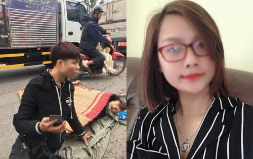 Chàng trai sốc nặng khi chứng kiến bạn gái tử vong sau va chạm với xe bồn