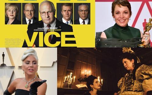 Oscar 2019: Nhiều tác phẩm nổi tiếng gần như trắng tay sau hàng chục hạng mục đề cử thất bại