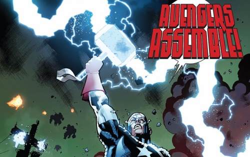 Comics Trivia: Làm thế nào để có thể nâng được búa Mjolnir?