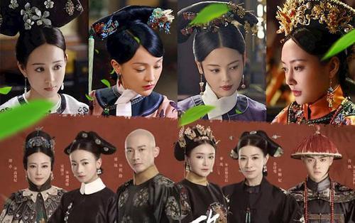 Văn hóa phim cung đấu chuyển đổi từ truyền hình sang chiếu mạng Trung Quốc, phủ sóng mọi bảng xếp hạng