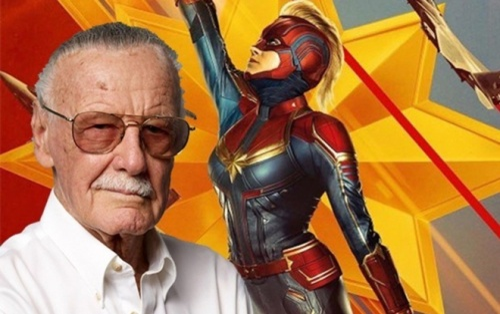 Xúc động gặp lại hình ảnh huyền thoại Stan Lee trong bom tấn 'Captain Marvel'