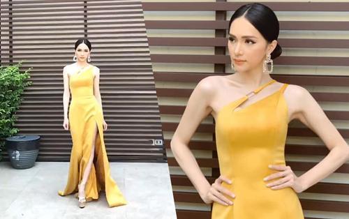 Bán kết Miss International Queen 2019, Hoa hậu Hương Giang