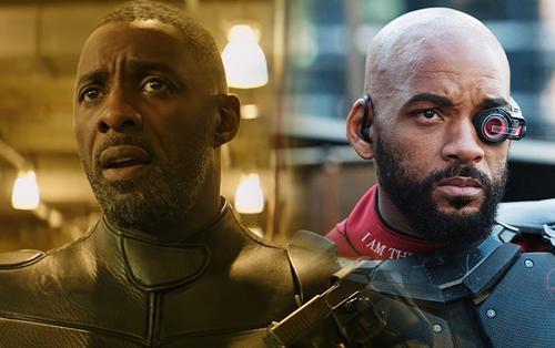 'Suicide Squad 2': Idris Elba sẽ vào vai Deadshot thay thế Will Smith