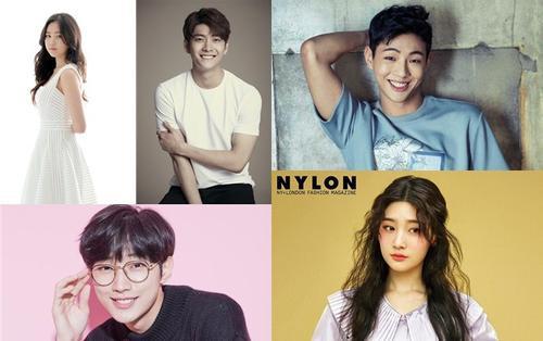 Phim mới của dàn trai xinh gái đẹp Ji Soo, Jin Young (B1A4), Kang Tae Oh và Chae Yeon (DIA) xác nhận ngày lên sóng trên Netflix