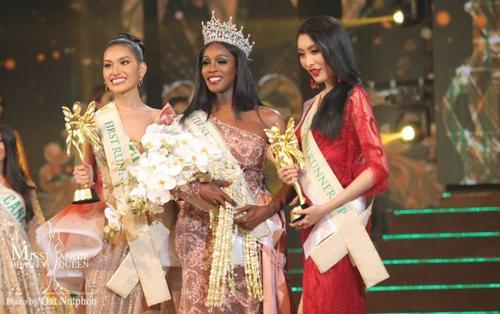 Tân Miss International Queen: 'Lắm tài nhưng… nhiều tật'