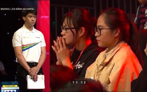 Khán giả bật khóc nức nở vì quá tiếc nuối khi soái ca Rubik không thể vào chung kết Đường lên đỉnh Olympia