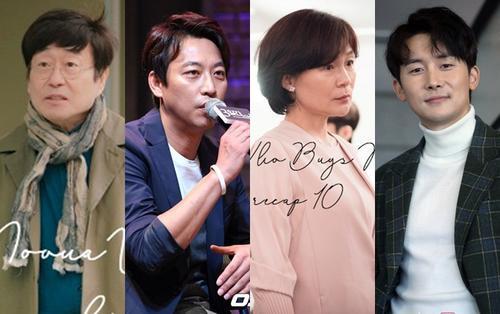 Oh Man Seok cùng dàn sao 'Chị đẹp' tham gia phim mới của Han Ji Min - Jung Hae In
