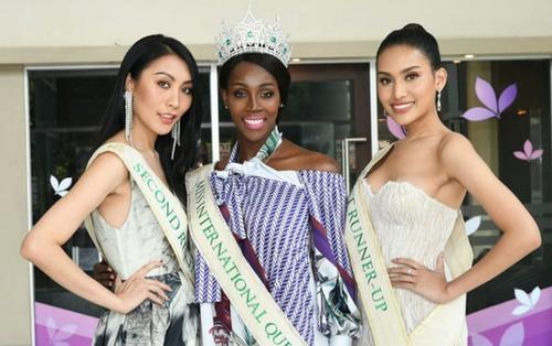 Tân Hoa hậu Chuyển giới Quốc tế khoe giọng hát 'khủng' ngang hàng diva