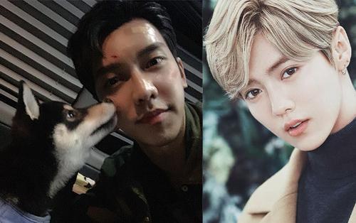 Lee Seung Gi cực dễ thương bên chú cún cưng - Luhan sắp đóng phim chiếu mạng dựa trên game