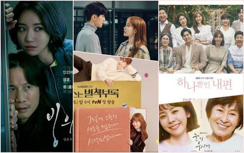 10 phim truyền hình Hàn Quốc được tìm kiếm nhiều nhất