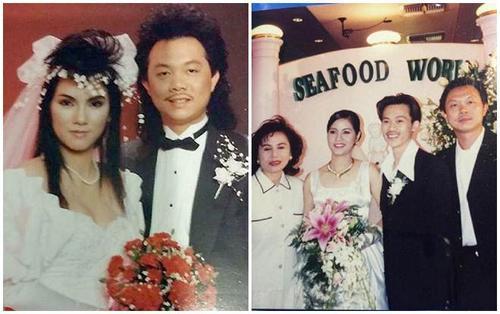 Bất ngờ với ảnh cưới của các danh hài Hoài Linh, Chí Tài và các danh hài Việt