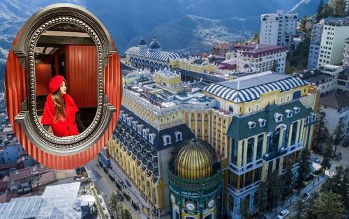 Hội con nhà giàu đua nhau check in tại địa điểm cực sang chảnh như Châu Âu giữa lòng Sa Pa