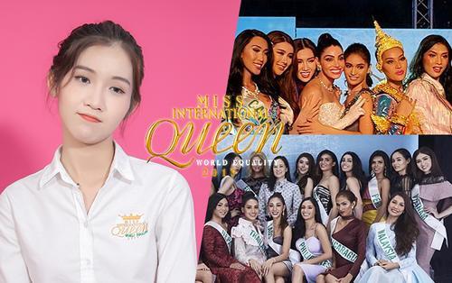 Lộ clip Nhật Hà khóc sướt mướt ở Thái Lan: Có một sự thật khó tin về Miss Int' Queen?