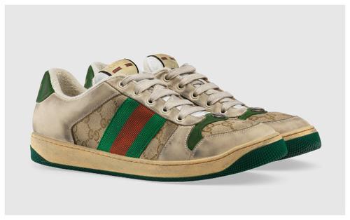 Tín đồ thời trang lại 'té ngửa' với mẫu giày vừa bẩn vừa cũ vừa quê nhưng giá thì cắt cổ của Gucci
