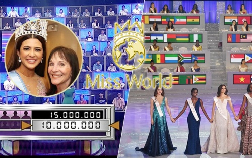 Hoa hậu Philippines chê Miss World 'chỉ là gameshow': Fan công nhận giống Đấu trường 100!