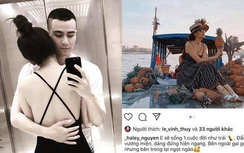 Lộ diện người yêu nóng bỏng của Vĩnh Thụy: Bằng chứng rõ ràng, phải khóa gấp Instagram?