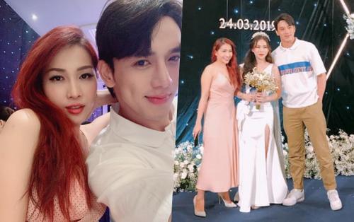 Hành động 'thanh lịch' trên bàn tiệc của Khả Như bị nam vương Thuận Nguyễn 'bóc phốt' khiến fan cười ngất
