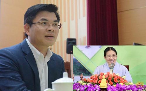 Bà Phạm Thị Yến bị xử phạt 5 triệu đồng vì vi phạm nếp sống văn hoá