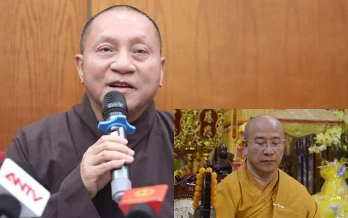 Tạm đình chỉ chức vụ Đại đức Thích Trúc Thái Minh sau vụ chùa Ba Vàng 'thỉnh vong oan gia trái chủ'