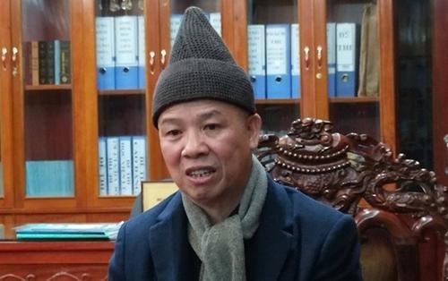 Thượng tọa Thích Thanh Quyết nhận lỗi trước sai phạm tại chùa Ba Vàng