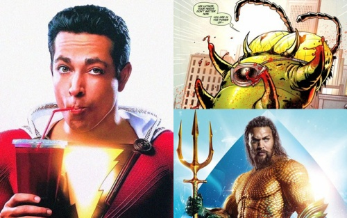 Ra rạp xem 'Shazam!' chớ bỏ lỡ hai đoạn after-credit lầy lội, 'đá xéo' cả Aquaman
