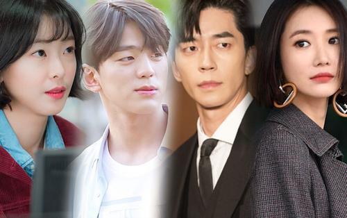 Thay Go Jun Hee, Go Won Hee - Kim Min Kyu sẽ cùng Shin Sung Rok đóng phim hài lãng mạn