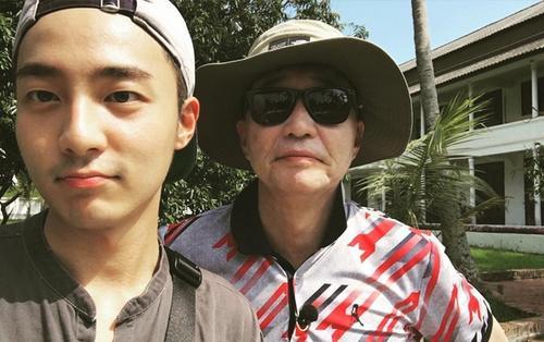 Trước nghi vấn con trai dính líu đến scandal của Jung Joon Young, bố Roy Kim nhận lỗi trước toàn thể sinh viên